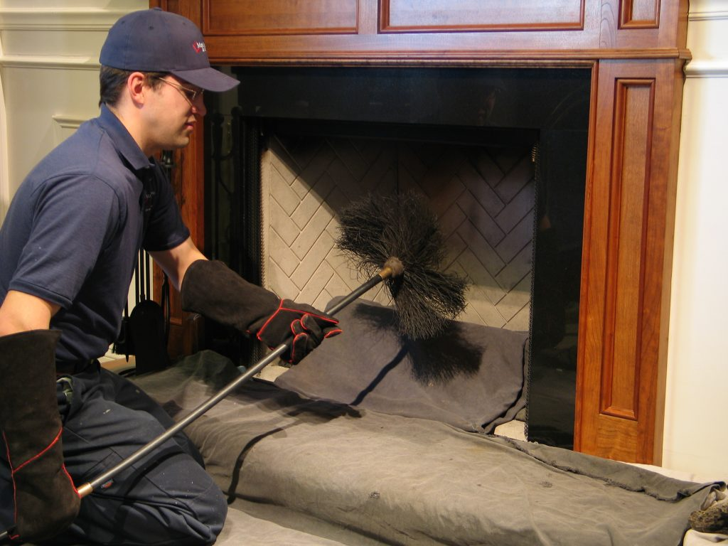 How to Clean and Maintain a Fireplace