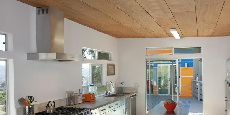 Beyond Wood: Trendy Kitchen Cabinets