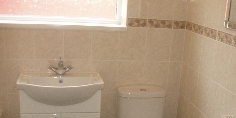 Designer Bathroom Concepts Milwaukee Fashion: Able to Attempt a More Substantial Tile?
