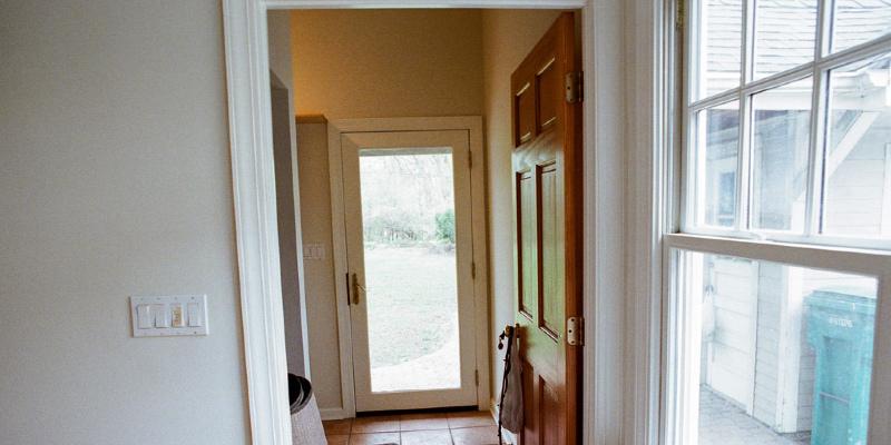 Organizing Starts in the Door